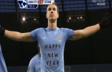 City start New Year with a bang
