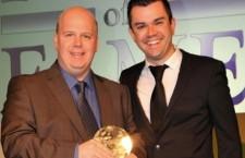 Award-winning radio star visits school