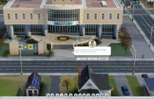 Sim City! More Like Glitch City!