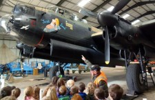Pupils Inspired by Aviation Heritage