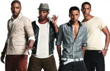 JLS Agree to Perform at Charity Gig