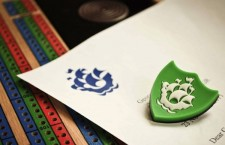 My Blue Peter Badge