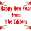 Happy New Year from The Editors!