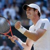Murray wins at last