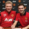 Mata Signs for Man Utd
