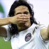 Cavani sent off in a bang!