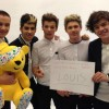 Record-breaking night for Children in Need