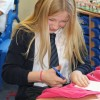 Pupils 'Make, Do and Mend'