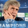 Pellegrini admits Man City are in 'crisis'