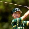 Golf proving popular with youngsters