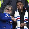 Eto'o Seals Sampdoria Move
