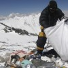 Poo Problem on Mt Everest