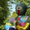 Budding Artists visit Award-winning Sculpture Park