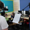 Future Radio and TV Stars at QEGS, Horncastle
