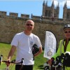 Cyclists Raise Funds for the Homeless