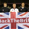 "Davis Cup: ""Andy Murray will help Britain win!"""