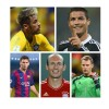 My Top 5 Footballers