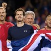 Great Britain has won the Davis Cup for the first time since 1936