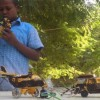 Somalia's 13-year-old inventor
