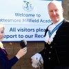 YJA meets the High Sheriff