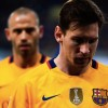 Barca beaten by giant-killers Atletico Madrid