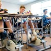 Pedal power for pupils
