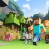 Minecraft at school