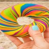 Anyone for a Rainbow Bagel?
