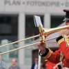 Cadet Band Performs in VE Day Tattoo