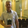 YJA meets thriller writer Tim Utton