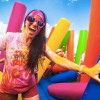 It's the Colour Dash, but not as you may know it
