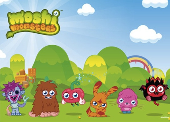 Moshi Monster Mad Young Journalist Academy