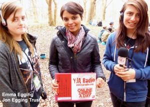 Emma Egging YJA Radio