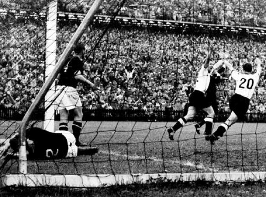 1954 FIFA World Cup: 'The Miracle of Bern' | Young ...