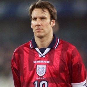 Merson represented his country 21 times in his career