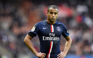 Lucas Moura previously held the record for the most expensive teenage footballer