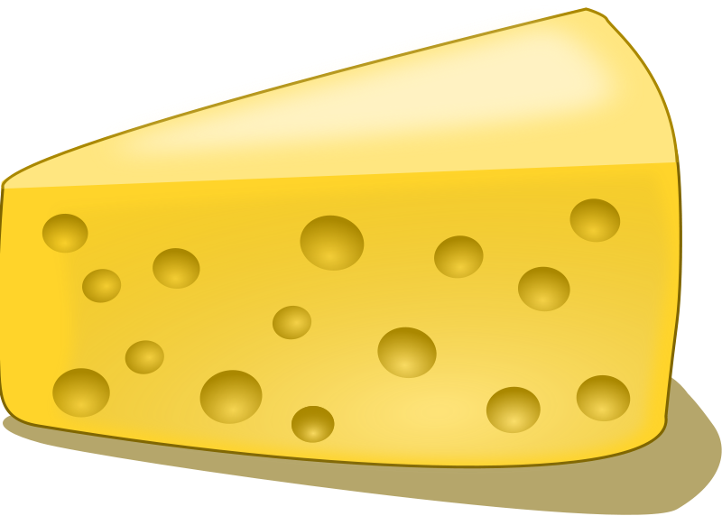 Wedge-of-cheese